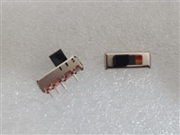 C&K Mini DP3T Slide Switch On/On/On PCB Mount Sansamp