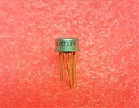 LM311H VOLTAGE COMPARATOR TO-99 Metal Can Gold Leads Mil Spec NS