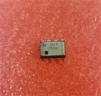 LM318 LM318P LOW NOISE AUDIO SINGLE OPAMP DIP-8 TI