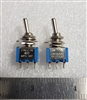 Mini SPDT Toggle Switch On/On Solder Lugs