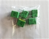 5 PACK WIMA FKP2 680pf 400V 2.5% Polypropylene Film Foil Capacitors