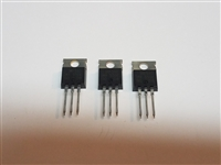 IRF510 N Channel MOSFET IR and Intersil