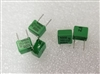WIMA MKP2 .001UF 100V 2.5% Metallized Polypropylene Capacitors