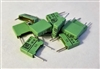 10 PACK ERO MKT1818 .1uf 100V 5% Metallized Polyester