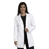 "Med Couture 33"" Chic Lab Coat"