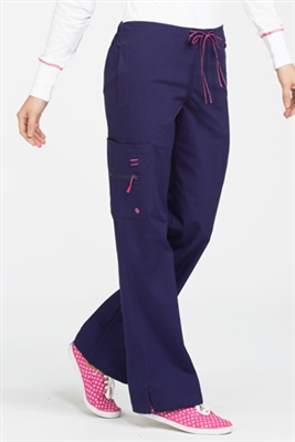 Life is Peachy Kari Pant in Purple Thunder