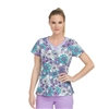 Med Couture MC2 Lexi Top in Breezing Through