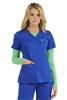 Med Couture Moda Top in Royal/Key Lime - $23.99