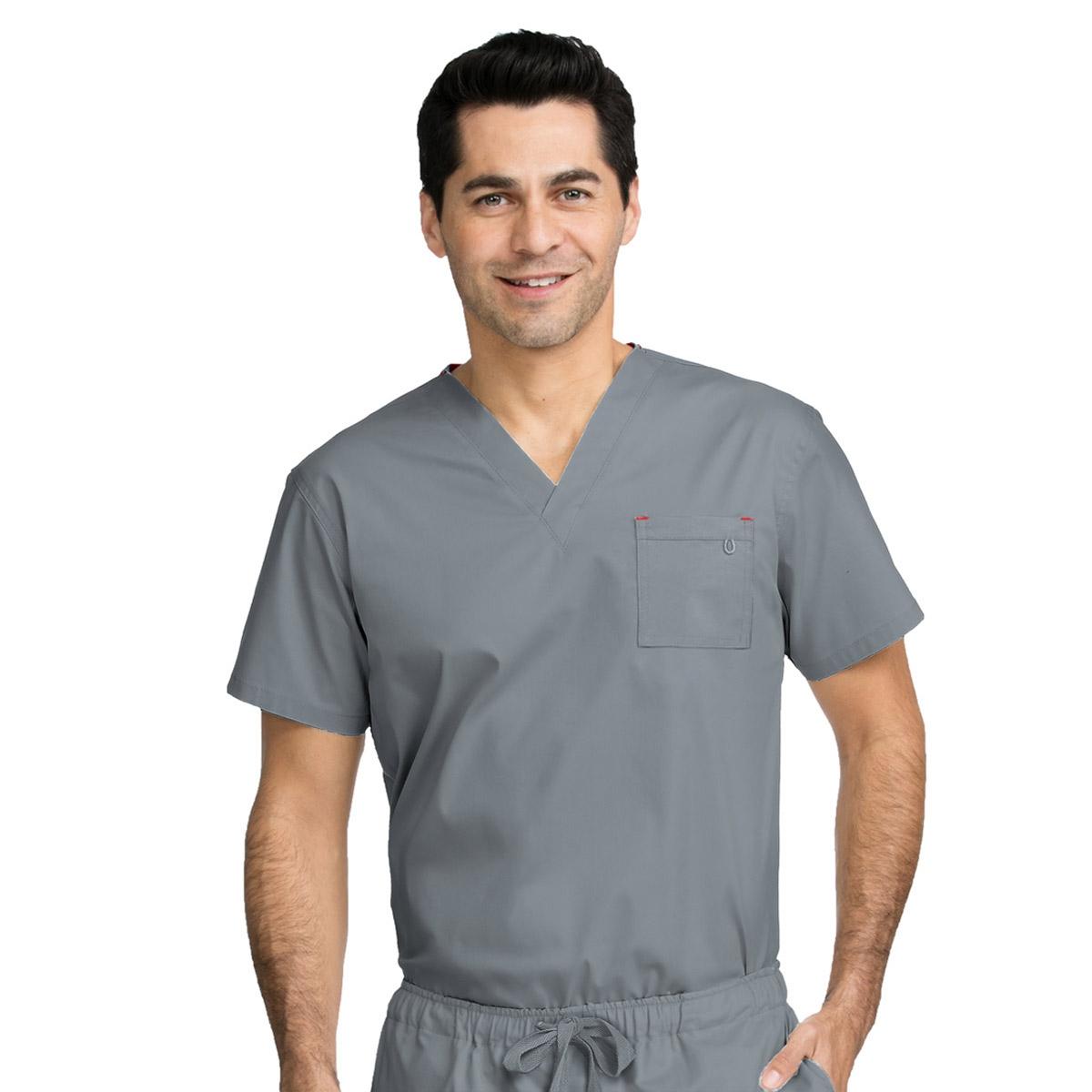 29f965e1716 Med Couture MC2 Tactical 1-Pocket Top | Men's Scrubs