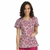 Med Couture MC2 Niki Top in Floral Swirl