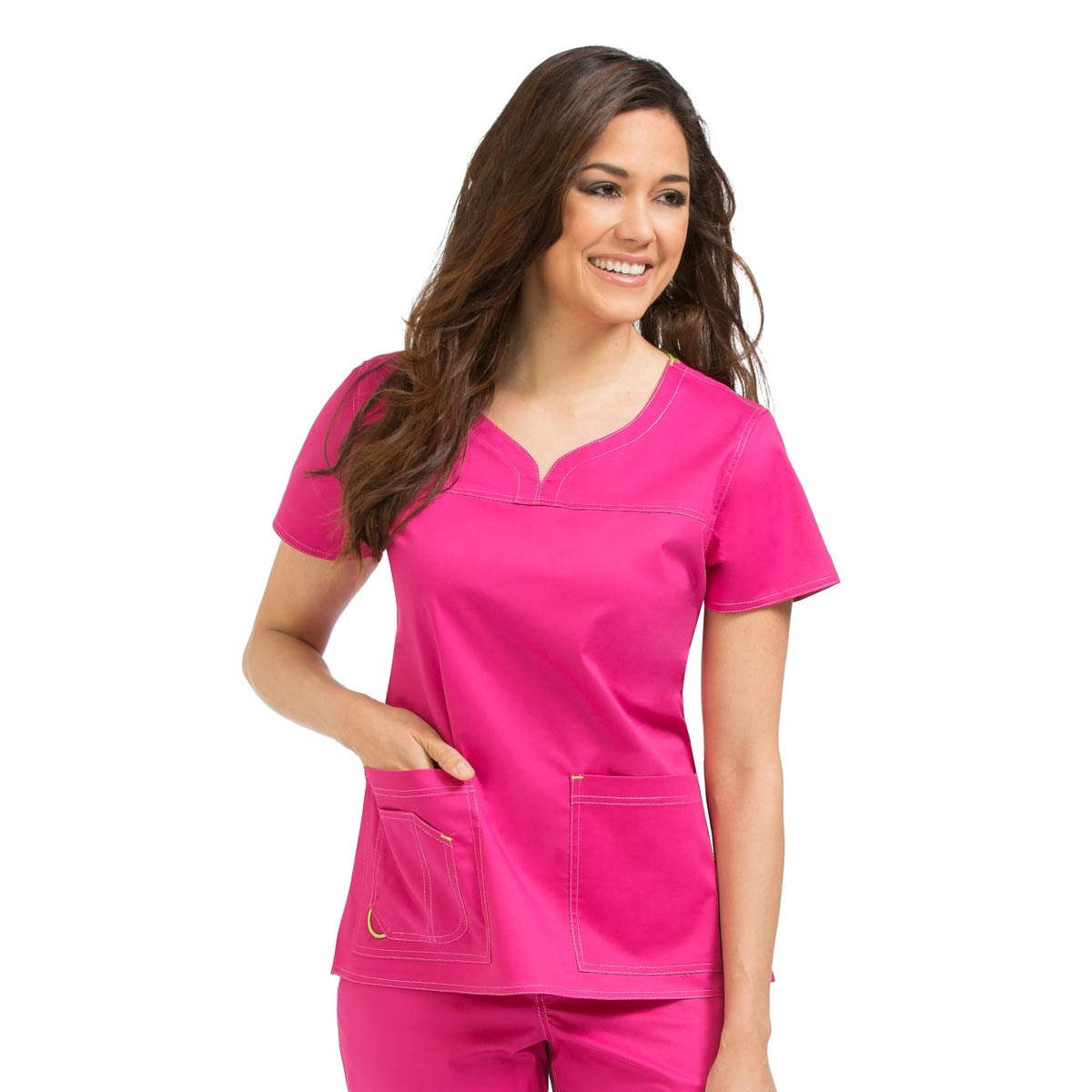 a1c3a6b9eb1 Med Couture / MC2 Lexi Top in Pink-A-Licious | Buy Now