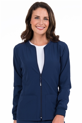 Med Couture Air Touch Warm Up Jacket