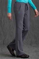 Med Couture Resort Pant in Steel - $28.99
