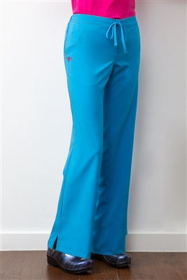 Med Couture Resort Pant in Ultra Blue - $28.99