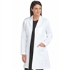 Med Couture Tailored Empire Mid Length Lab Coat