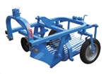 New CPP-T 1 row Potato Harvestor