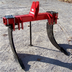 New Dirt Dog 2 Shank Subsoiler