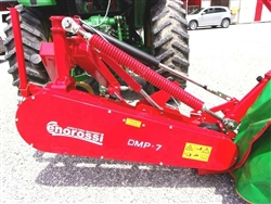 "OUT OF STOCK---New Enrossi DM5* 6'9"" Disc Mower"