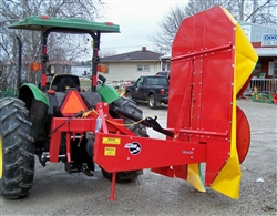 New Tar River Drum Mower 6 ft. working width with hydraulic lift.