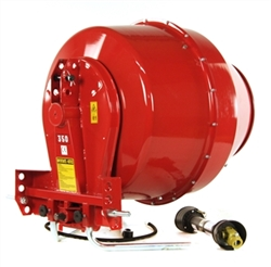 New Cosmo 1/3 Yd Tractor Cement Concrete Mixer