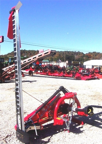 New Enrossi BFS 210H Sickle Mower 7 ft Hyd  Lift