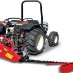 New 9 Ft Farm-Maxx (Enorossi) Hydraulic Lift Sickle Bar Mower