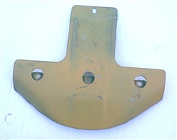New Fort, Morra, F-25 disc mower skid plate