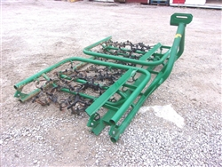 New 3 Point 13 Ft Harrow, Aerator & Arena Tool