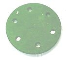 "Howse, HICO Rubber torque pad. 7 O.D.& 1/2"" thick"