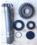 New Replacement gear set for John Deere MX10 Rotary mowers