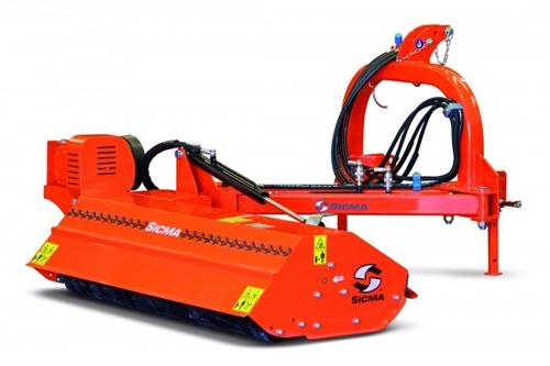 New Phoenix 4 Ft Offset Ditch Bank Mower