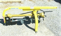 "Powerline 12"" Complete Post Hole Digger"