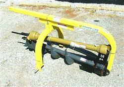 "Powerline 9"" Complete Post Hole Digger"