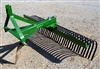 "New TRI (Tennessee River) 72"" Landscape/Rock Rake"