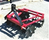 New Atlas WF1216 4 ft.-3 pt. Lift Disc Harrow