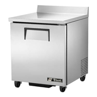 "True TWT-27-HC Refrigerated Work Top, 28"", Single Section"