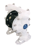 Graco 24G745 Air-Operated Diaphragm Pump