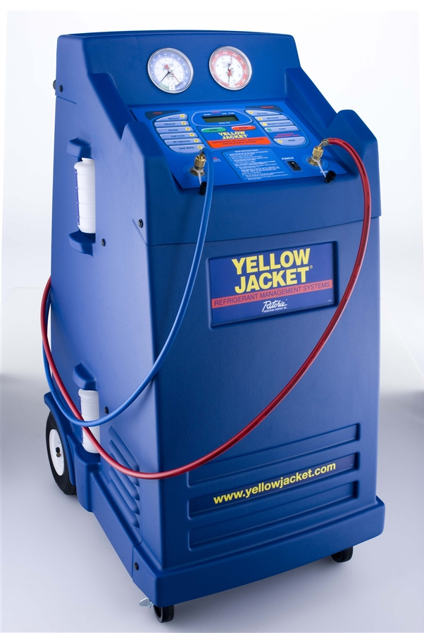Yellow Jacket Automatic Refrigerant Management System 37887