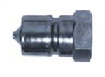 "Balcrank 4140-051 1"" Nipple Dry Break 3,000 psi"