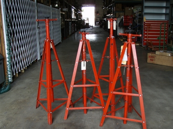 Used Astro Pneumatic 2 Ton Jacks with Locking Pins