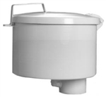 Morrison 518-0100 AC 7.5 Gallon AST Spill Container (FIG 518) with Drain, offset mount