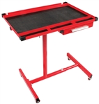 Sunex Tools 8019 Heavy Duty Adjustable Work Table w/ Drawer
