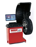 Coats 1250 2D Wheel Balancer with Laser Guided Operation