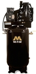 Mi-T-M AAS-23105-80V 5 HP 80 Gallon Vertical Air Compressor