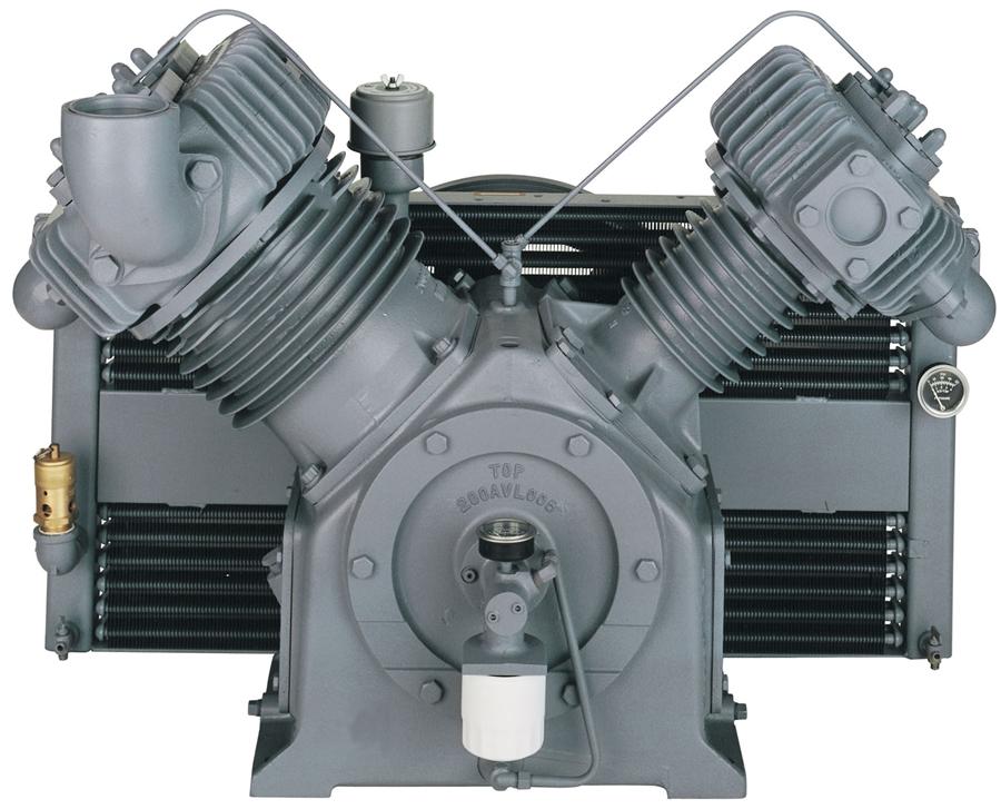 Champion APOGAA CH Air Cooled Bare Compressor Booster Vacuum Pump