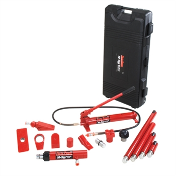 Porto-Power B65115 - 10 Ton Portable Hydraulic Kit