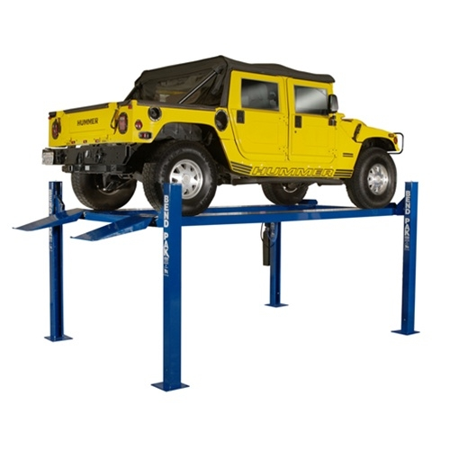 BendPak HD-9ST 9,000 lb 4-Post Service/Parking Lift