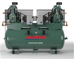 Champion HR5D-12 Advantage Series 5HP 120 Gallons Duplex Air Compressor