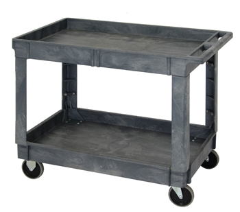 Quantum Storage Plastic Mobile Cart Mobile #PC4026-33