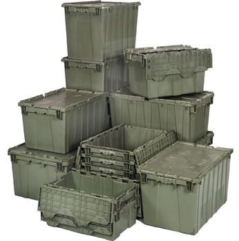 Quantum Storage Attached Top Container 18.75 Gal #QDC2717-12